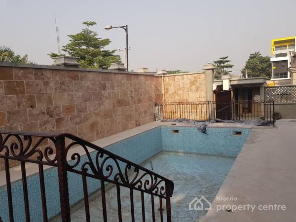 4-bedroom Terrace with 2 Sitting Rooms Plus 1room Bq, Off Macpherson, Old Ikoyi, Ikoyi, Lagos, Terraced Duplex for Sale