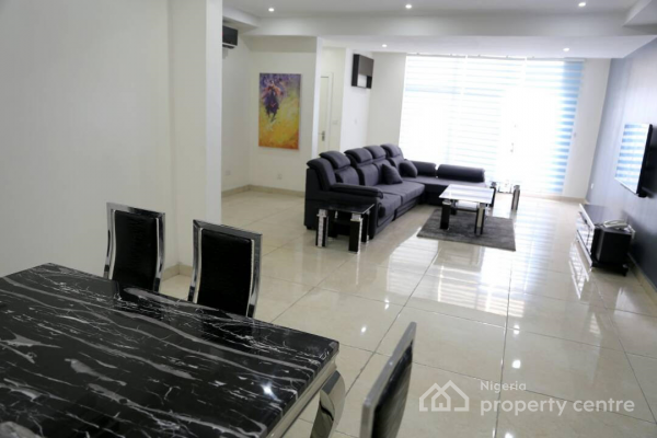 Fully Serviced 2 Bedroom Apartment, Ozumba Mbadiwe, Victoria Island Extension, Victoria Island (vi), Lagos, Flat Short Let