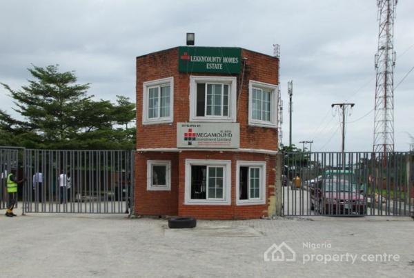 640sqm Land, Lekki Couny Homes, Ikota Villa Estate, Lekki, Lagos, Residential Land for Sale