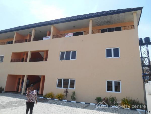 Well Finished 3 Bedroom Apartment, Maruwa, Lekki Phase 1, Lekki, Lagos, Flat for Sale