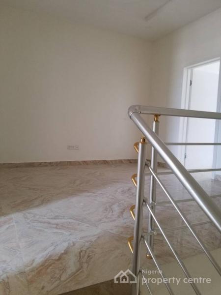 Luxury Built 3 Bedroom Terrace Duplex, By Chevron, Lafiaji, Lekki, Lagos, Terraced Duplex for Sale