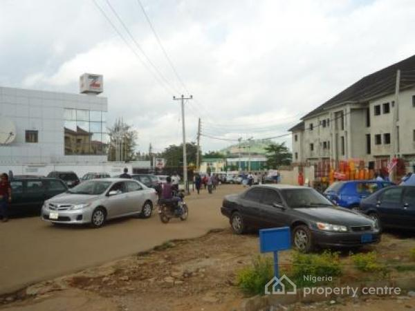 Durumi Commercial Land at Area One, Plot 613, Durumi Cadastral Zone Bo2, Opposite Old Secretariat, Facing The Zenith Bank., Durumi, Abuja, Commercial Land for Sale