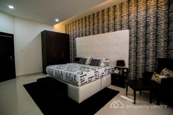 Luxury 2 Bedroom Duplex, Lekki Phase 1, Lekki, Lagos, Flat Short Let