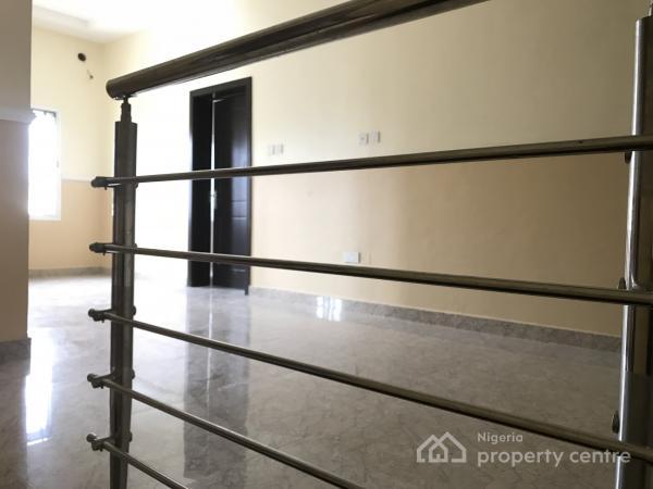 Lovely New Four Bedroom Semi Detached House with Bq, Ikota Villa Estate, Lekki, Lagos, Semi-detached Duplex for Sale