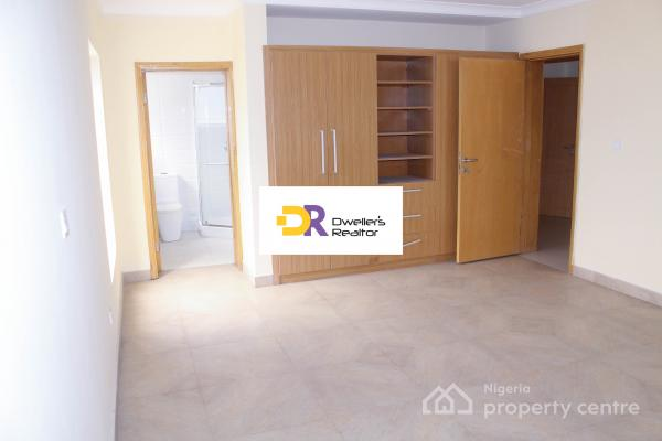 4 Bedroom Town House with 1 Room Servant Quaters, Off Castle and Temple, Lekki Phase 1, Lekki, Lagos, Terraced Duplex for Sale