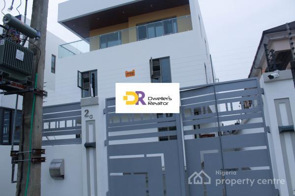 Luxury 4 Bedroom Detached House, Lekki Phase 1, Lekki, Lagos, Semi-detached Duplex for Sale