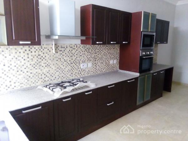 a Brand New Exquisitely Built Lovely 4 Bedroom Terraced Duplex, Ikate Elegushi, Lekki, Lagos, Terraced Duplex for Sale