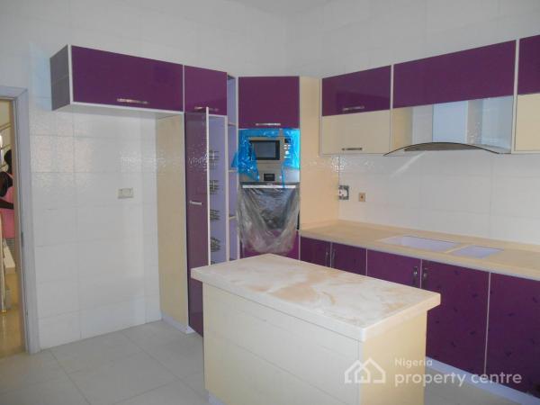 Well Finished 4 Bedroom Semi Detached Duplex, Osapa, Lekki, Lagos, Semi-detached Duplex for Sale