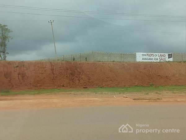 4.4 Hectares Fenced Housing Estate Land, Directly on Galadimawa-lokogoma-apo Express, Dutse, Abuja, Residential Land for Sale