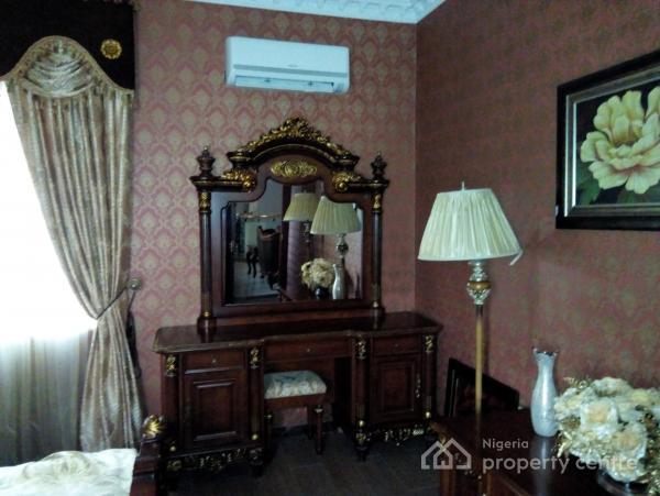 Fully Detached 5 Bedroom Duplex with Bq, Emperor Estate, Sangotedo, Ajah, Lagos, Detached Duplex for Rent