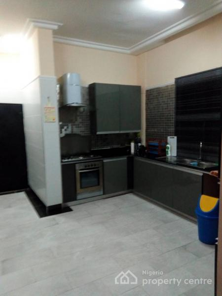 Newly Built Waterfront 3 Bedroom Flat with a Room Bq, Banana Island, Ikoyi, Lagos, Flat for Rent