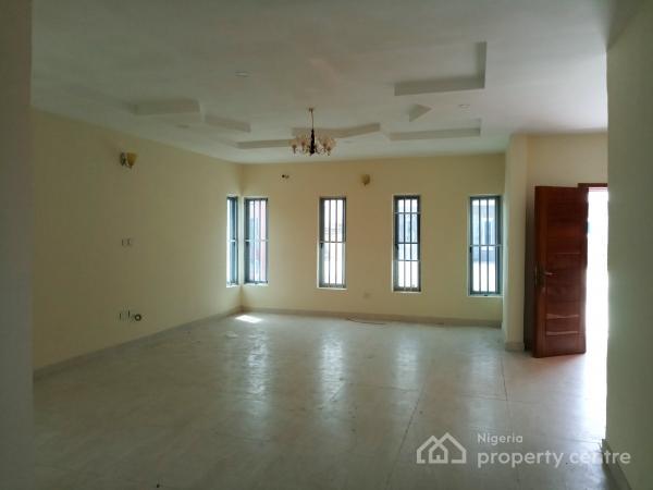 Spacious 3 Bedroom Duplex with a Bq with Little Garden, Orchid Hotel Road, Lafiaji, Lekki, Lagos, Terraced Duplex for Sale