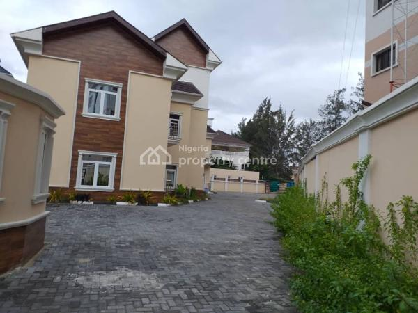 Luxury Newly  Built 3 Bedroom Apartment Plus 2 Rooms Bq with Excellent Fittings to Let at Parkview Estate Ikoyi Lagos, Parkview, Ikoyi, Lagos, Flat for Rent