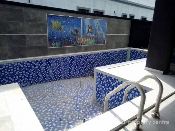 6 Bedroom House with Pool and Elevator, Banana Island, Ikoyi, Lagos, Detached Duplex for Rent