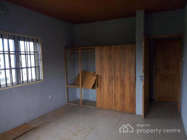 a Standard and Spacious Room Self Contained with Kitchen, New Road, Opposite Chevron, Lekki Expressway, Lekki, Lagos, Self Contained (single Rooms) for Rent