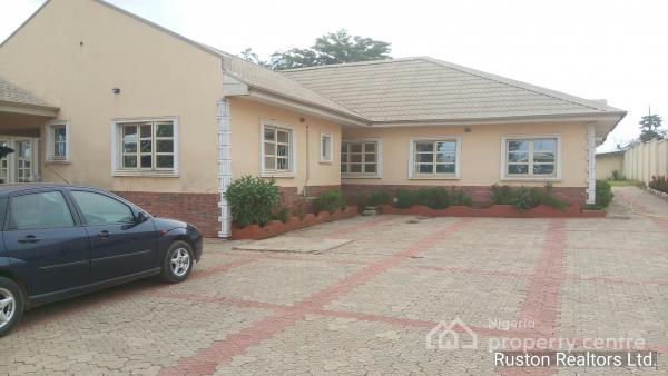 Luxury 4 Bedroom Detached Bungalow, Akala Way, Akobo, Ibadan, Oyo, Detached Bungalow for Sale