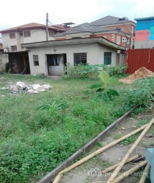 Hottest Jv   Estate with Drawings for 8 Units of 4 Bedroom Duplexes, Around Chivital Company, Ajao Estate, Isolo, Lagos, Detached Duplex Joint Venture