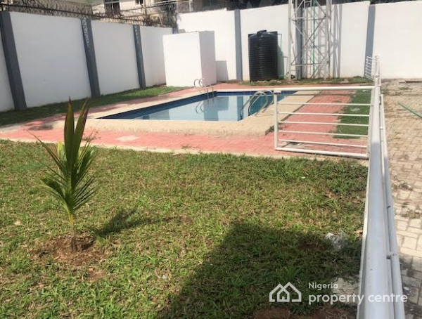Brand New 5bedroom Twin Duplex,1room Bq Each,pool,lift,acs,both Unit Re Empty,ideally for Ceos,ngos,vips ,office,,embassy, Maitama District, Abuja, House for Rent