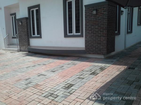 Brand New 5 Bedroom Fully Detached Duplex with 2 Rooms Bq, Osapa, Lekki, Lagos, Detached Duplex for Sale