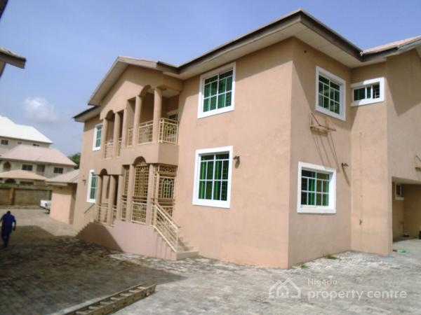 3 Units of Well Finished 4 Bedroom Duplex, with All Rooms En Suite, 1a Close, Off 111 Road, Gwarinpa, Abuja, House for Rent