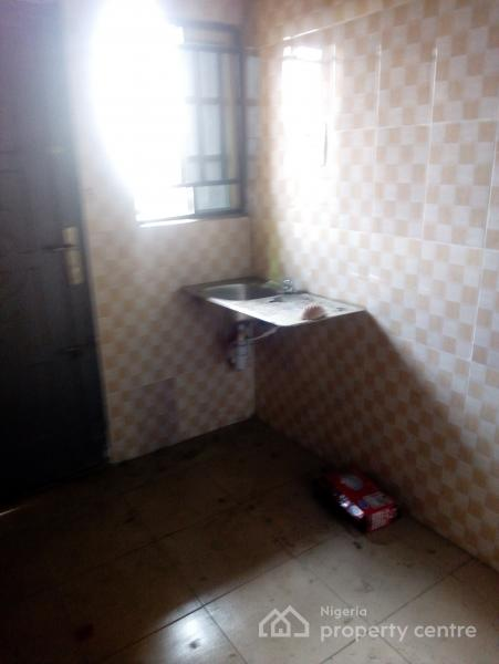 Newly Built, All Rooms En Suit 2 Bedroom, Upstairs, Off Masha Road, Kilo, Surulere, Lagos, Flat for Rent