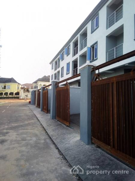 New 4 Bedroom Terrace, Off Ayode Fanoiki Street, Gra, Magodo, Lagos, Terraced Duplex for Sale