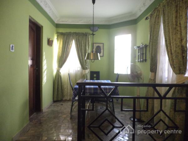 Partly Furnished and Serviced 2 Bedroom Bungalow, Road 50, Vgc, Lekki, Lagos, Detached Bungalow Short Let