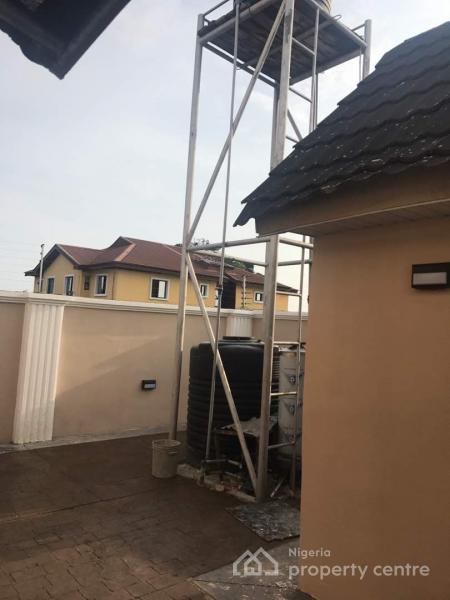 Brand New 4 Bedroom, Ilasan, By World Oil, Ikate Elegushi, Lekki, Lagos, Semi-detached Duplex for Rent