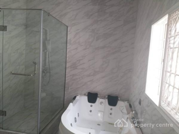 Brand New 6 Bedroom Detached House with Bq, Osapa, Lekki, Lagos, Detached Duplex for Rent