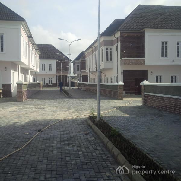 New and Exquisitely Finished Detached Duplex, Ikota Villa Estate, Lekki, Lagos, Detached Duplex for Sale