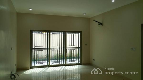 Serviced 3 Bedroom  Flat with a Room Boys Quarters, Opposite Pecadilly Suite, Before Chevron Roundabout, Lekki, Lagos, Flat for Rent