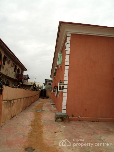 Serviced Room Self Contained, Off St Finbarrs Road, Close to Unilag Gate, Akoka, Yaba, Lagos, Self Contained (single Room) for Rent