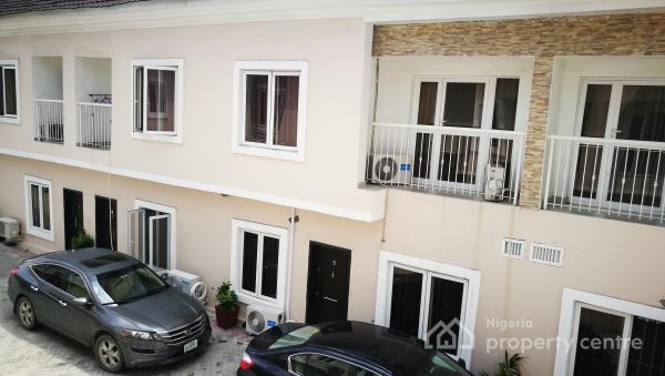 Luxury 4 Bedroom Terrace, Osapa, Lekki, Lagos, House for Rent
