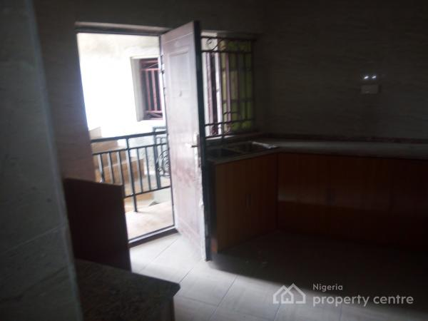2 Bedroom Flats (upstairs) Close to Road, Anu Crescent, Opposite Forte Oil, Badore Road, Badore, Ajah, Lagos, Flat for Rent