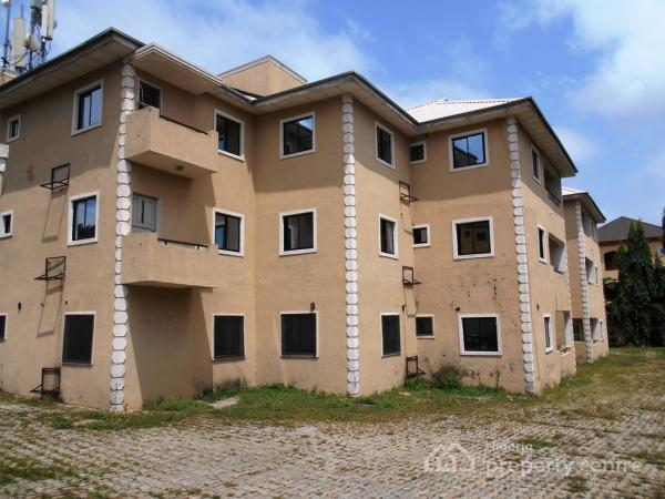 12 Units of 2 Bedroom Flat with All Rooms En Suite and a Guest Toilet, Mike Akhigbe Street, Jabi, Abuja, House for Sale