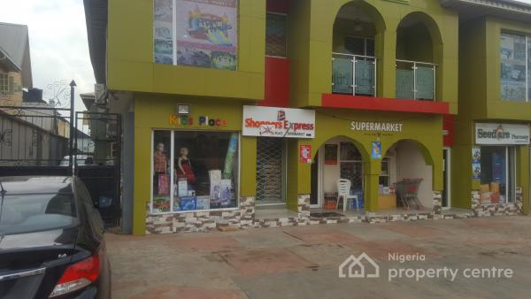 a Block of 4 Flats of Three Bedroom with Two  Numbers of 2 Bedroom Flat, 38, Ayodele Fanoiki Street, Gra, Magodo, Lagos, Block of Flats for Sale