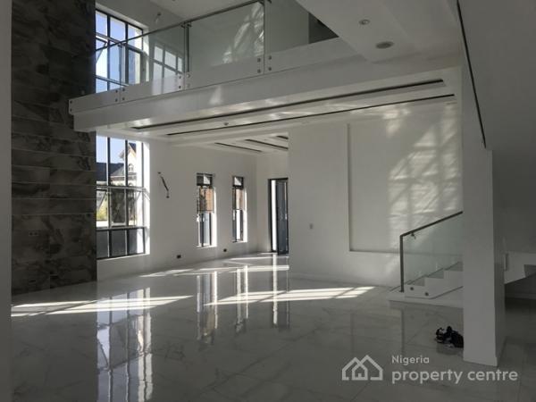 Luxury 5 Bedroom Duplex  with Pool, Arcadia Estate, Osapa, Lekki, Lagos, Detached Duplex for Sale