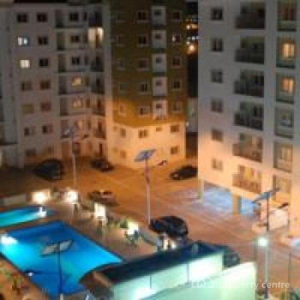 Alpha  Apartment, 1 Bed Shortlet at Primewaterview Gardens, Lekki Phase 1, Primewaterview Gardens Road, Off Freedom Way, Lekki Phase 1, Lekki, Lagos, Mini Flat Short Let