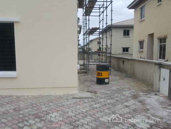 Brand New Luxury 4 Bedroom Semi Detached Duplex in a Serviced and Secured Estate, By Novare Mall (shoprite), Sangotedo, Ajah, Lagos, Semi-detached Duplex for Rent