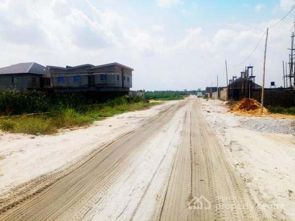 Land, Hope Ville Estate, Sangotedo, Ajah, Lagos, Mixed-use Land for Sale