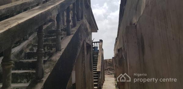 6 Flats of 2 Bedrooms, Road 2, Omolayo, Akobo, Ibadan, Oyo, Block of Flats for Sale