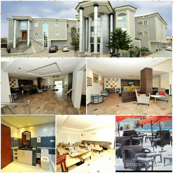 Functional and Standard Hotel, Lekki Phase 1, Lekki, Lagos, Hotel / Guest House for Sale
