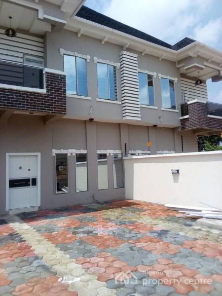 4 Bedroom Duplex, Thera Annex By Golden Park Estate , Ogidan, Sangotedo, Ajah, Lagos, Semi-detached Duplex for Rent