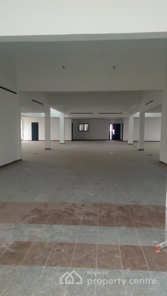 Contemporary Open Plan Office Code Visland, Idowu Martins Street, Victoria Island (vi), Lagos, Office Space for Rent