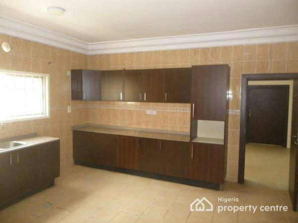 a Tastefully Finished & Magnificent 6 Bedroom Fully Detached Duplex with 2 Rooms Bq, Maitama District, Abuja, Detached Duplex for Rent