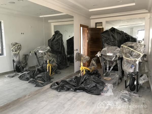 Luxury Five Bedroom Fully Detached House  2 Rooms Bq, Lekki Phase 1, Lekki, Lagos, Detached Duplex for Sale