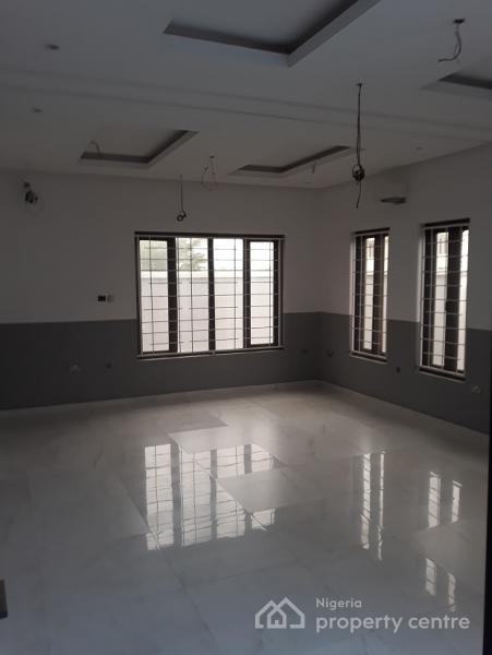 a Superbly Built 5 Bedroom Semi Detached Duplex with a Room Boys Quarters, Banana Island, Ikoyi, Lagos, Semi-detached Duplex for Sale