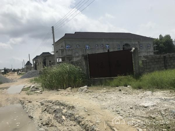 Lovely 650sqm of Land for Sale at Happy Land Estate Ajah, Happy Land Estate Ajah, Ajah, Lagos, Residential Land for Sale
