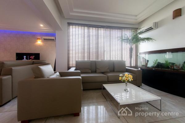 Maryland 4 Bedroom Luxurious Terraced Duplex, Tony Momoh, Off Aminu Saleh, Katampe Extension, Katampe, Abuja, Terraced Duplex Short Let
