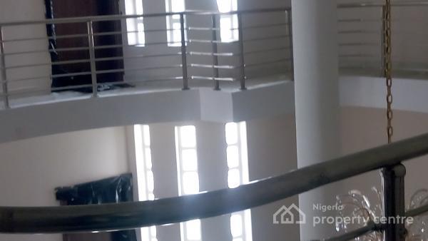 Brand New&lavishly Ambassadorial 6bedroom Fully Detached Duplex with Bq,chalet,pool,garden,laundry Room, Maitama District, Abuja, Detached Duplex for Rent